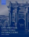 Dna-Protein Structural Interactions