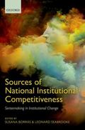 Sources of National Institutional Competitiveness : Sense-Making in Institutional Change