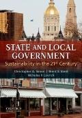 State and Local Government: Sustainability in the 21st Century