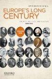 Europe's Long Century: Volume 1: 1900-1945: Society, Politics, and Culture