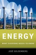 Energy : What Everyone Needs to Know