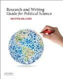 Research and Writing Guide for Political Science