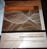 Understanding Human Communication, Wake Technical Community College Edition, COM-110
