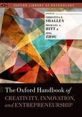 Oxford Handbook of Creativity, Innovation, and Entrepreneurship