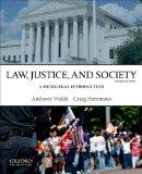 Law, Justice, and Society: A Sociolegal Introduction