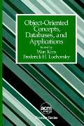 Object-Oriented Concepts, Databases and Applications