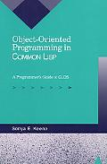 Object Oriented Programming in Common Lisp A Programmers Guide to the Common Lisp Object System