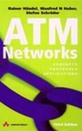 Atm Networks:concepts,protocols,appl.