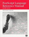 PostScript Language Reference Manual - Adobe Press - Paperback - 2nd ed