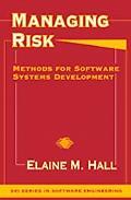 Managing Risk Methods for Software Systems Development