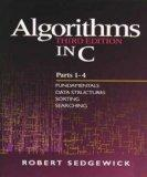 Algorithms in C, Parts 1-4: Fundamentals, Data Structures, Sorting, Searching (3rd Edition) ...