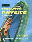 Conceptual Physics: The High School Physics Program, with Expanded Technology, 3rd Edition, ...