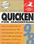 Quicken 98 for Macintosh : Visual QuickStart Guide - Tom Negrino - Paperback