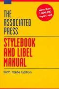 Associated Press Stylebook and Libel Manual