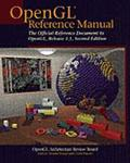Opengl Reference Manual