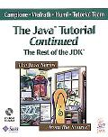 Java Tutorial Continued The Rest of the Jdk