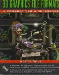 3d Graphics File Formats - Keith Rule - Paperback - BK&CD-ROM