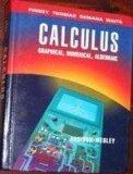 Calculus: Graphical, Numerical, Algebraic - Single Variable Version