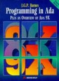 Programming in ADA Plus: An Overview of ADA 9x