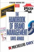 Handbook of Brand Management