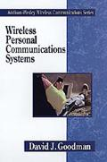 Wireless Personal Communications Systems