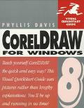 CorelDRAW 8 for Windows : Visual QuickStart Guide