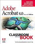 Adobe Acrobat 4.0 Classroom in a Book