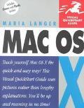 Mac Os X:visual Quickstart Guide