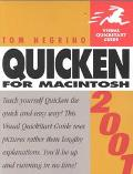 Quicken 2001 for Macintosh: Visual QuickStart Guide