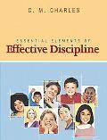 Essential Elements of Effective Discipline