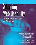Shaping Web Usability Interaction Design in Context