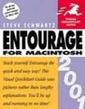 Entourage 2001 for Macintosh : Visual QuickStart Guide - Steve Schwartz - Paperback