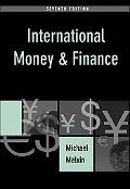 International Money and Finance