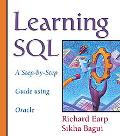 Learning SQL A Step by Step Guide Using Oracle