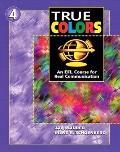 True Colors : Level 4 Split Edition A