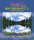 Essentials of Using and Understanding Mathematics A Quantitative Reasoning Approach