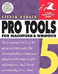 Pro Tools 5 for Macintosh and Windows Visual Quickstart Guide