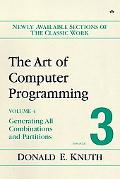 art Of Computer Programming, Fascicle 3 Generating All Combinations And Partitions