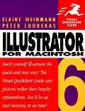Illustrator 6 for MacIntosh (Visual QuickStart Guide)