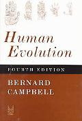 Human Evolution An Introduction to Man's Adaptations