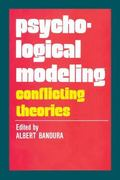 Psychological Modeling Conflicting Theories