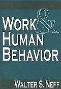 Work & Human Behavior