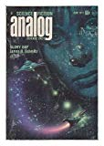 Analog Science Fiction and Fact, June 1971 Schmitz's GLORY DAY (Volume LXXXVII No. 4)