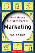 Marketing : The Basics