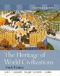The Heritage of World Civilizations: Volume 2, Books a la Carte Edition (9th Edition)
