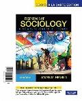 Essentials of Sociology, A down-to-Earth Approach, Books a la Carte Plus MySocLab