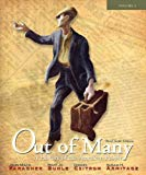 Out of Many: A History of the American People, Brief Edition, Volume 2  (Chapters 17-31) (6t...