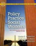Policy Practice for Social Workers: New Strategies for a New Era (Updated Edition) with MySo...