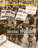 Social Welfare: A History of the American Response to Need Plus MySocialWorkLab with eText -...