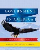 Government in America: People, Politics, and Policy, Brief Edition Plus MyPoliSciLab with eT...